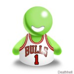 MSN小綠人-Chicago Bulls- Derrick Rose