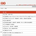 台灣Google + Page Top 100