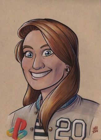 Rosie Caddick (ProfessorJuice)