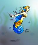 Seadra mermaid