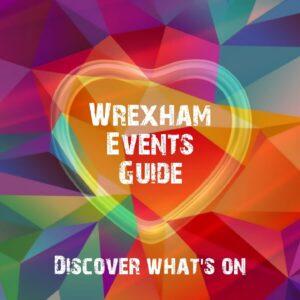 Wrexham Event Guide Logo