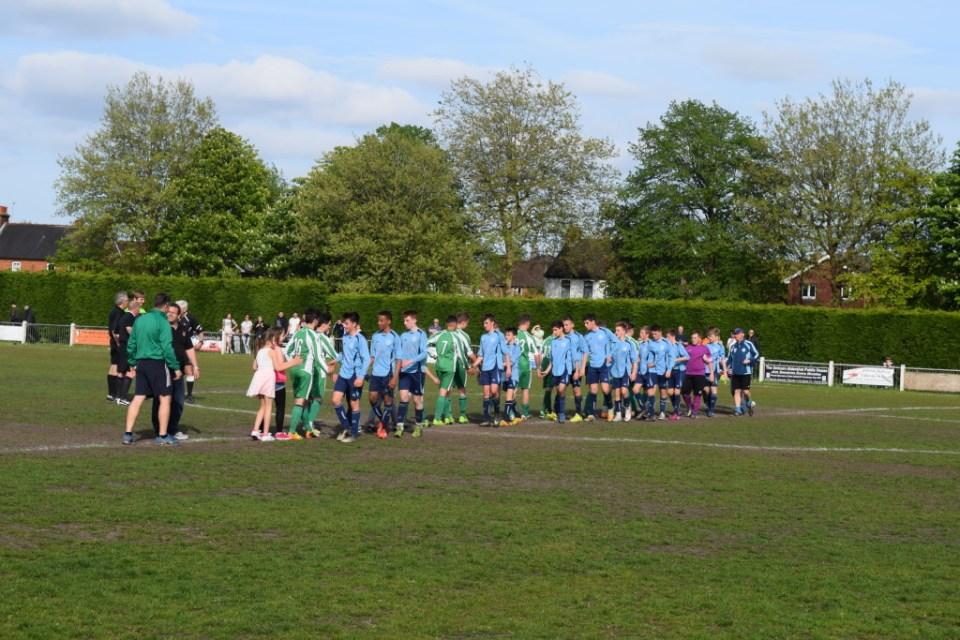 SPL U14 Senior Cup Final
