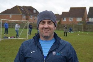 Nick Reynolds: Co-opted Club Development Manager