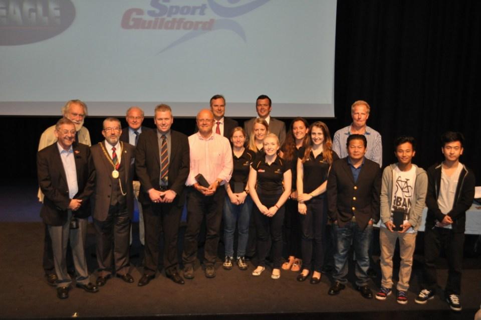 Winners Sport Guildford 2014