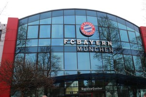 FC Bayern Munich's Training HQ