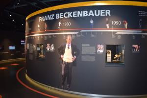 Beckenbauer. Legend