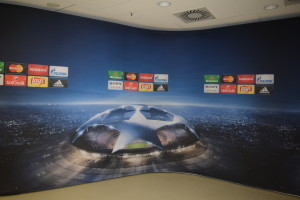 Rapid Rebrand: Preparing for the UEFA Champions' League