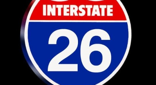 NCDOT Awards I-26 Contract