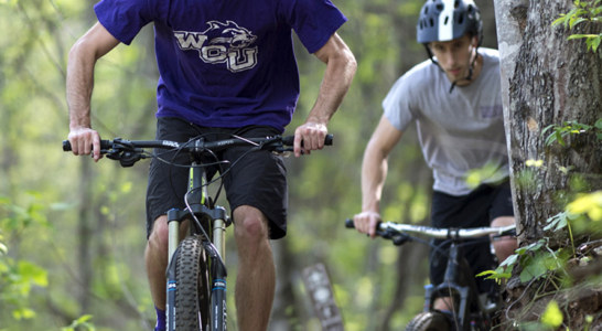 WCU is Blue Ridge Outdoors magazine's 'Top Adventure College'