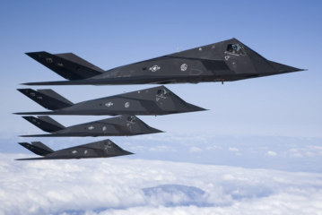 Four Things America Could've Done With the $1.45 Trillion We're Spending on a Stealth Jet