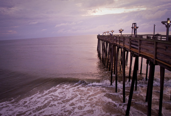 Report: Rising Tides, Rising Concerns Over Sea Level Rise