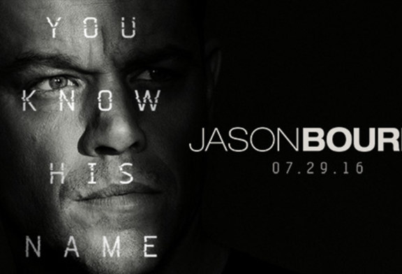 """Jason Bourne"" Tops the Box Office with $60 Million"