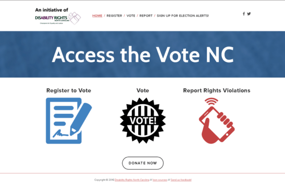 Access for All: Making Voting Easier for People with Disabilities