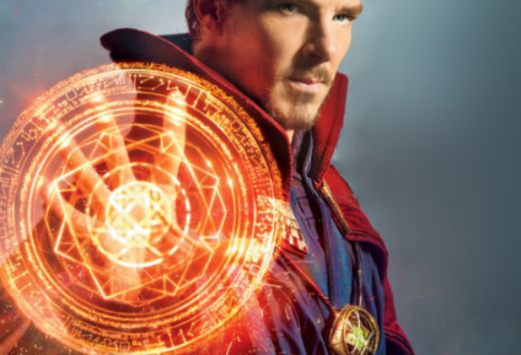 """Dr. Strange"" Beat ""Trolls"" and Mel Gibson at the Box Office"