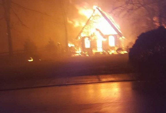 Two Juveniles Charged with Arson in East Tennessee Fires