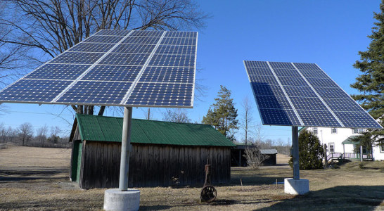 Report: NC Farmland. Solar Industry Can Work in Tandem