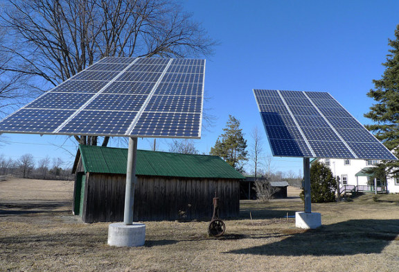Report: NC Farmland. Solar Industry Can Work in Tandem