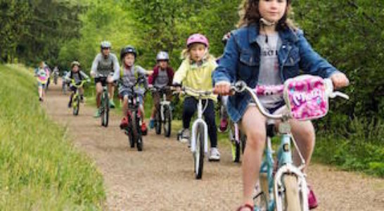 Western Carolina Kids Pumping Pedals