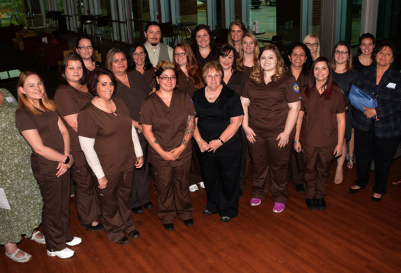 SCC nurse aide program holds pinning ceremony