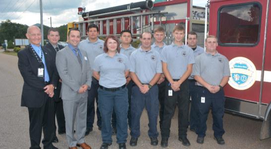 SCC Fire Academy holds graduation ceremony
