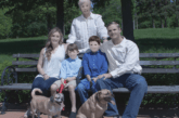 A Family's Retouched Photos Are Going Viral After the Photographer Accidentally Made Them Look Like Cartoon Robots
