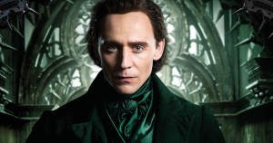 This is supposed to be Sir Thomas. But really, it's just Tom Hiddleston in a cravat.