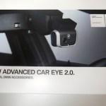 (生産中止)(ドラレコ)BMW_ADVANCED_CAR_EYE