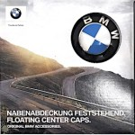 (緊急入荷)BMW FLOATING CENTER CAP.