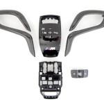 BMW F90 M5 カーボンギアセレクターカバーパネル