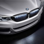 (New Product)BMW Iconic Glow Front Ornamental Grille.