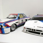 (新入庫)BMW HERITAGE RACING COLLECTION M1 & 3.0CSL