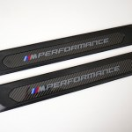 (New Products)M PERFORMANCE カーボンドアシルカバー X3 X4