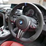 (Edit BMW F80 M3 – 14)M PERFORMANCE プロステアリングホイール(スポーツ・ステアリング・ホイール II)