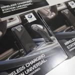 (再入荷)BMW純正 ワイヤレス充電ステーション