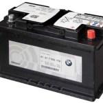(念のため)F91F92 F93 BMW M8の搭載バッテリーはリチウムイオンスターターバッテリーです