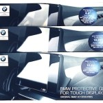 (再入荷)BMW PROTECTIVE GLASS FOR TOUCH DISPLAY