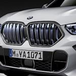 (G06 X6)BMWキドニー グリル iconic glowにブラックver.はありません