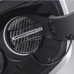 (やっと再入荷します)BMW純正///M PERFORMANCEカーボンフィラーキャップ