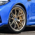 BMW F87 M2 コンペ・CS用ホイールハウスエクステンション