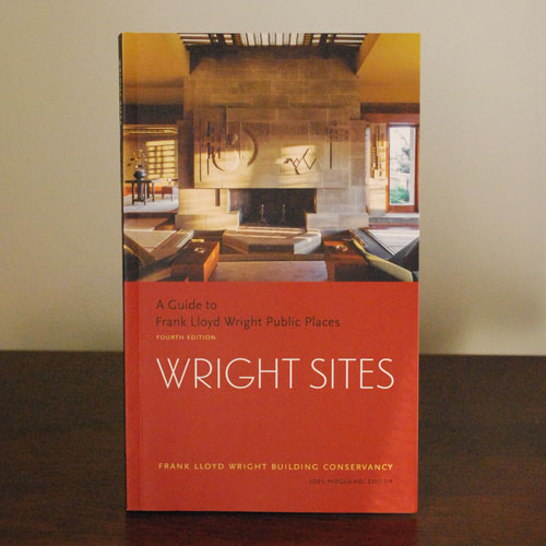 Wright sites book image