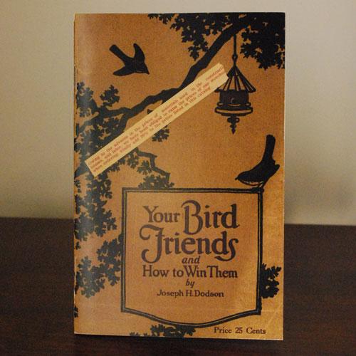 Wright bird friends book