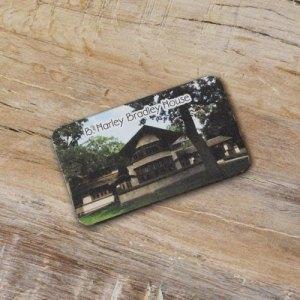 bradley house magnet image