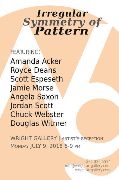 Wright Gallery Summer 2018 II