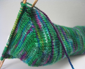 Turning a Heel