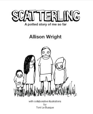 Published! Text copyright © 2014 by Allison Wright Illustrations copyright © 2014 by Toni Le Busque