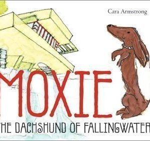 Moxie the Dachshund of Fallingwater Cara Armstrong