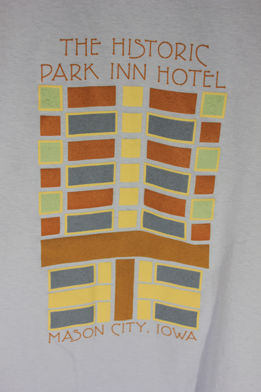 Wright on the Park T-Shirt