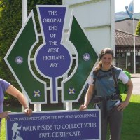 Day 8:  West Highland Way (Kinlochleven to Fort William)