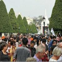 Bangkok Day Two: Royal Palace and Lumpini Park