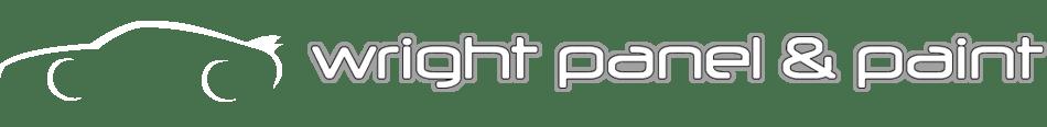 wright panel & paint logo